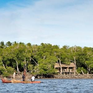 Mida Creek fishermen